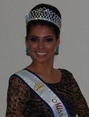 Berenice Quezada Miss Oneness 2012