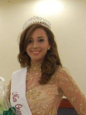 Desiree Estrada Miss Oneness 2014