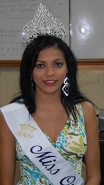 Iris Ordeñana Miss Oneness 2009