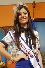 Marily Chavarria Miss Oneness 2017